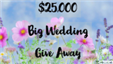 Big Wedding Give A Way