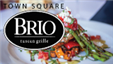 Receptions and Catering with BRIO