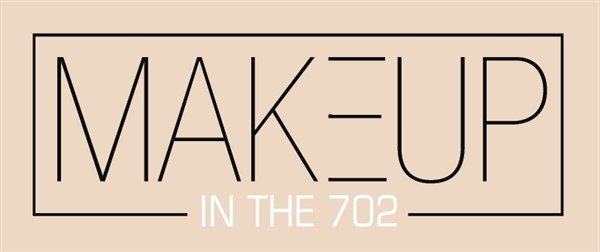 Makeup in the 702 logo