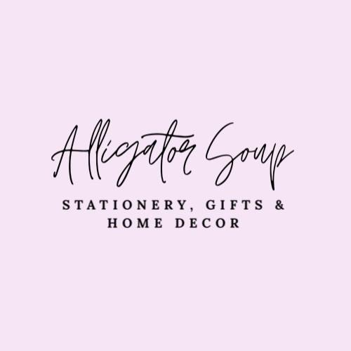 Alligator Soup Logo