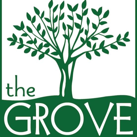 The Grove has beautiful garden weddings