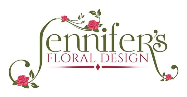 Jennifer's Floral Design logo